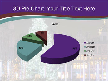 Christmas tree PowerPoint Template - Slide 35