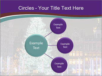 Christmas tree PowerPoint Template - Slide 79