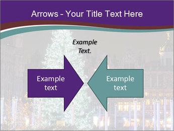 Christmas tree PowerPoint Template - Slide 90