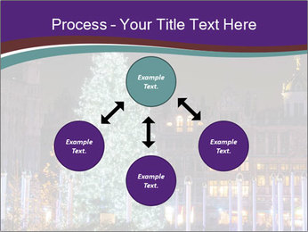 Christmas tree PowerPoint Template - Slide 91
