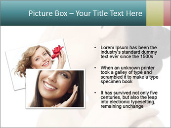 Attractive asian woman PowerPoint Template - Slide 20
