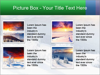 Majestic sunset PowerPoint Template - Slide 14