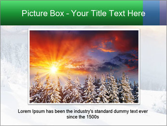 Majestic sunset PowerPoint Template - Slide 15