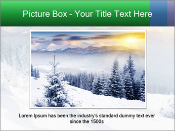 Majestic sunset PowerPoint Template - Slide 16