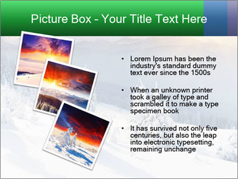 Majestic sunset PowerPoint Template - Slide 17