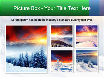Majestic sunset PowerPoint Template - Slide 19