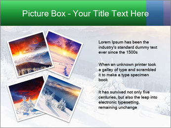 Majestic sunset PowerPoint Template - Slide 23