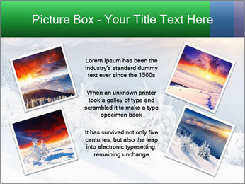 Majestic sunset PowerPoint Template - Slide 24