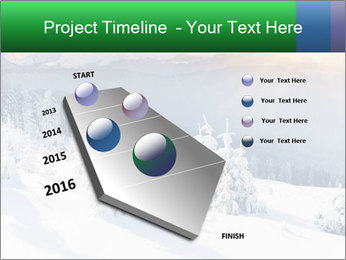 Majestic sunset PowerPoint Template - Slide 26
