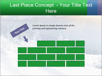 Majestic sunset PowerPoint Template - Slide 46