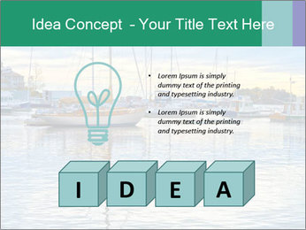 Early morning PowerPoint Template - Slide 80