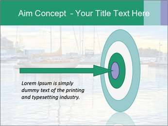 Early morning PowerPoint Template - Slide 83
