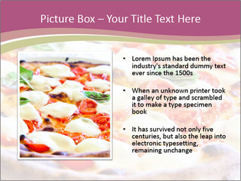 True Italian Pizza PowerPoint Template - Slide 13