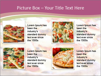 True Italian Pizza PowerPoint Template - Slide 14