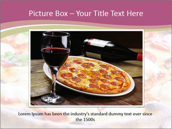 True Italian Pizza PowerPoint Template - Slide 15