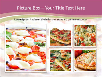 True Italian Pizza PowerPoint Template - Slide 19