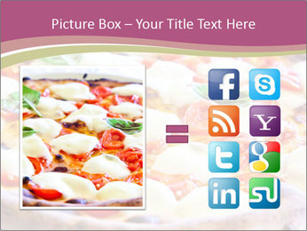 True Italian Pizza PowerPoint Template - Slide 21