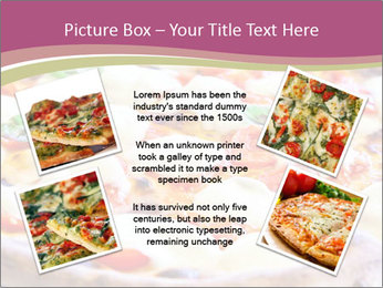 True Italian Pizza PowerPoint Template - Slide 24