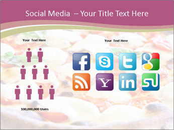 True Italian Pizza PowerPoint Template - Slide 5