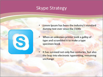 True Italian Pizza PowerPoint Template - Slide 8