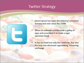 True Italian Pizza PowerPoint Template - Slide 9