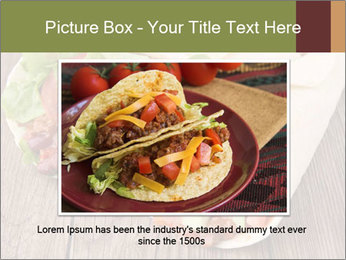 Burrito PowerPoint Template - Slide 15