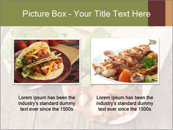 Burrito PowerPoint Template - Slide 18