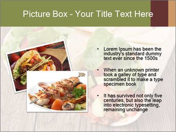 Burrito PowerPoint Template - Slide 20