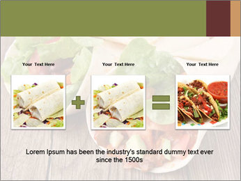 Burrito PowerPoint Template - Slide 22