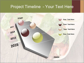 Burrito PowerPoint Template - Slide 26
