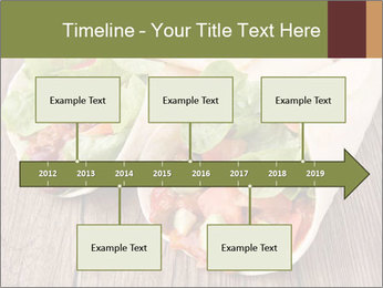 Burrito PowerPoint Template - Slide 28