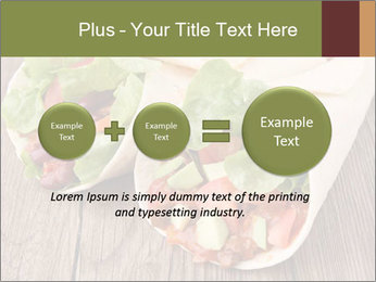 Burrito PowerPoint Template - Slide 75