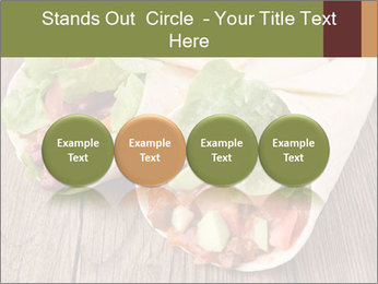 Burrito PowerPoint Template - Slide 76