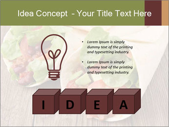 Burrito PowerPoint Template - Slide 80