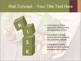 Burrito PowerPoint Template - Slide 81