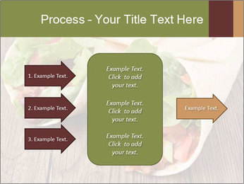 Burrito PowerPoint Template - Slide 85