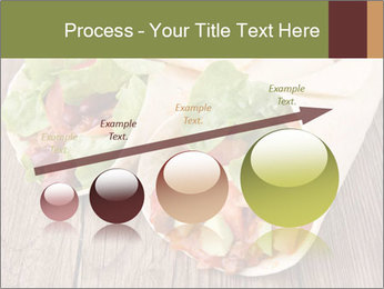 Burrito PowerPoint Template - Slide 87