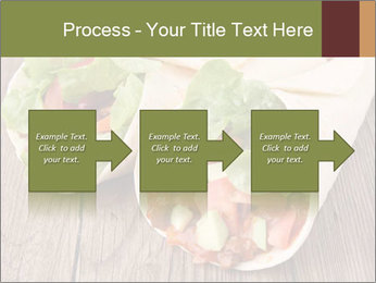 Burrito PowerPoint Template - Slide 88
