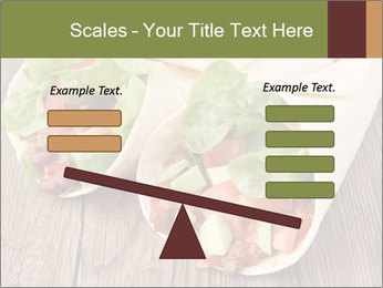 Burrito PowerPoint Template - Slide 89