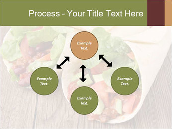 Burrito PowerPoint Template - Slide 91