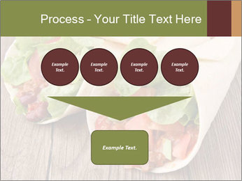 Burrito PowerPoint Template - Slide 93