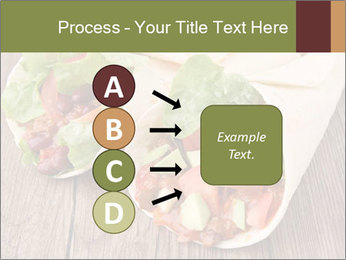 Burrito PowerPoint Template - Slide 94