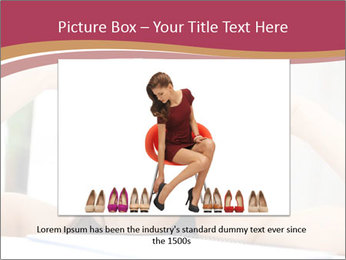 Happy woman PowerPoint Templates - Slide 15