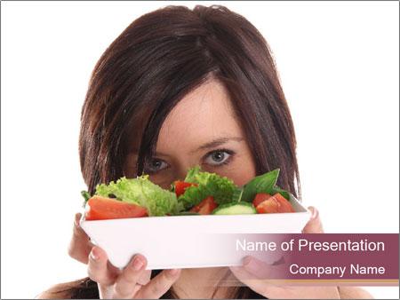 Salad PowerPoint Templates