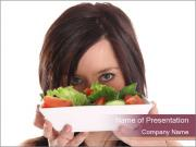 Salad PowerPoint Templates