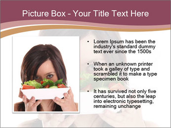 Salad PowerPoint Templates - Slide 13
