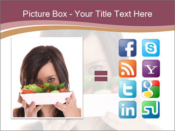 Salad PowerPoint Templates - Slide 21