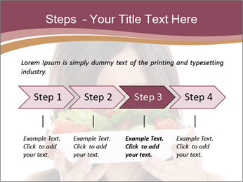 Salad PowerPoint Templates - Slide 4
