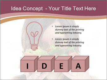 Salad PowerPoint Templates - Slide 80