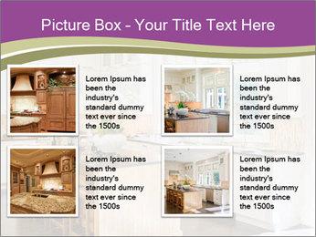 Modern Kitchen PowerPoint Templates - Slide 14